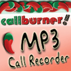CallBurner MP3 Skype Call Recorder